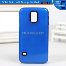Blue TPU Case For Samsung For Galaxy S5 i9600