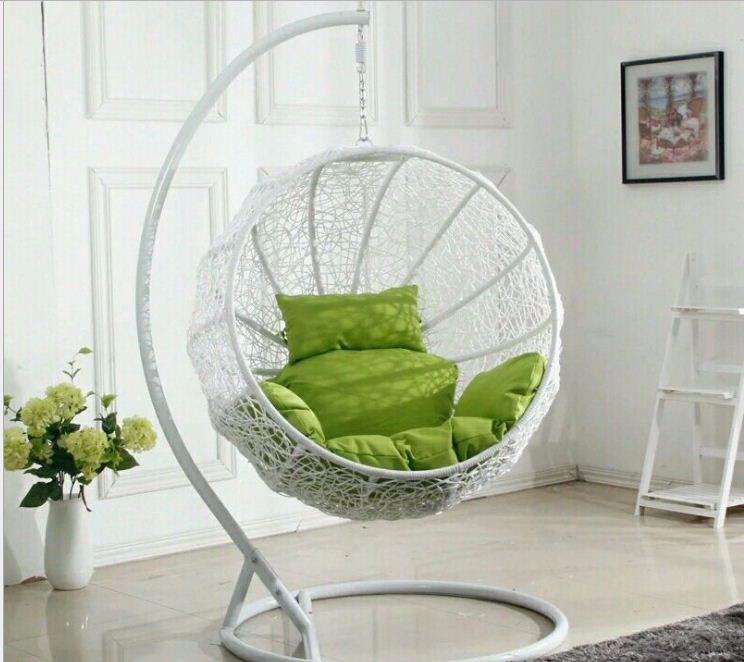 Promotion Round Chaise Lounge Chair/Round Hanging Bed in Low Prices