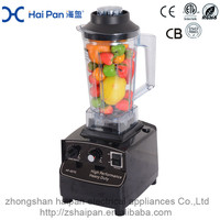 China Manufacturer 3 in 1 2 speeds top motor blender&mixer