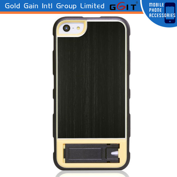 Wholesaler for iphone 5 Case, Metal Aluminum Case for iPhone 5