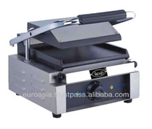 GRILLER - ELECTRIC PANINI SANDWICH PRESS GRILLER 1-HEAD
