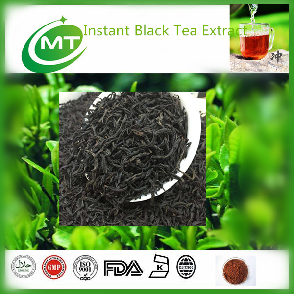 Instant Black Tea Extract/ 30% Instant Black Tea powder/Pure Natural Instant Black Tea Powder