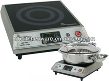 Cooktek Style Induction Cooker/ Quality and Functional Buffet Food Warmer Tool