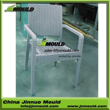 fashionable rattan chair mould huangyan mould