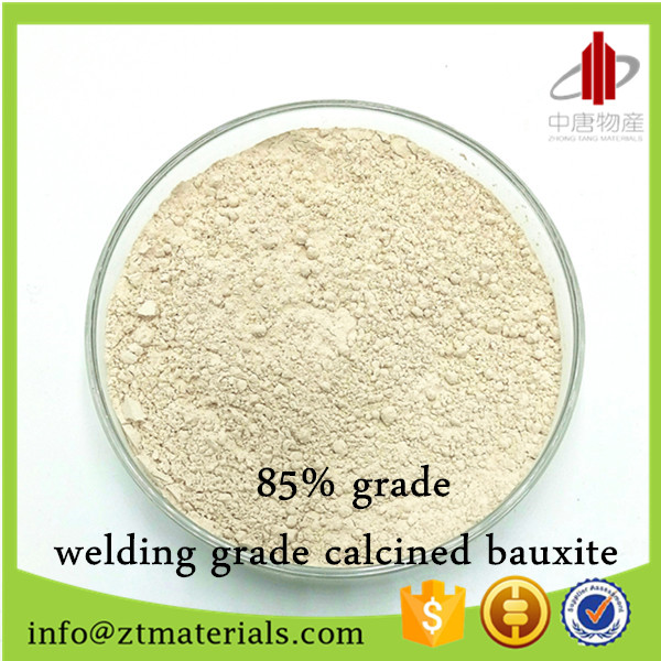 welding electrode manufacturer bauxite for sale