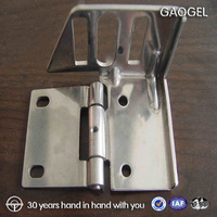 precision galavnized auto carbon closer door hinge b hinges