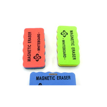 Customized refrigerator magnetic whiteboard rolls magnetic whiteboard eraser