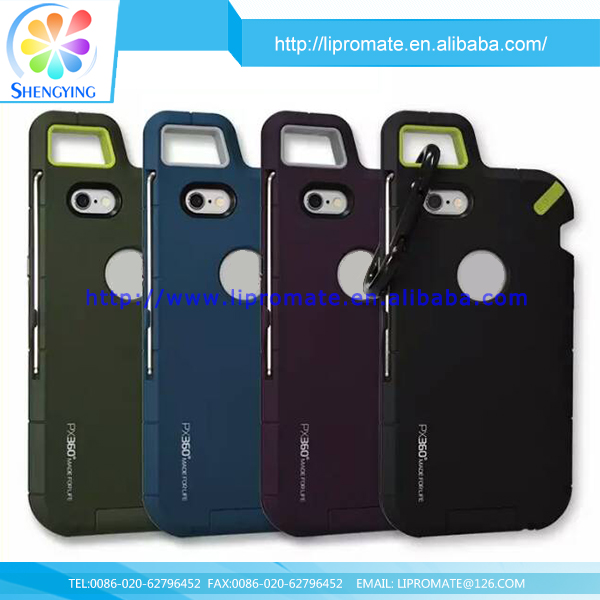 PX360 phone custom Plastic mobile shockproof pvc phone waterproof case for iphone6