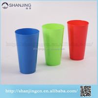 16oz 14oz 10oz 12oz colorful eco-friendly top quality reusuable disposable plastic beer cup