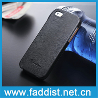 On sale high quality genuine leather cell phone case for iphone 5 case