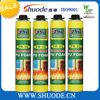 pu foam sealant with good insulating properties