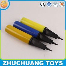 manual hand held vacuum pump for inflatable ball