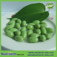 Green Tea Extract Softgels Oem Private label/contract manufacturer