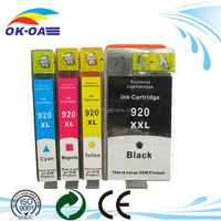 wholesale China goods 920XL for HP printer remanufactured ink cartridge