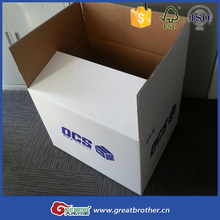 directly manfacture best quality cheap custom corrugated paper carton box