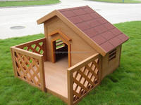 2016 hot selling pet dog products high quality wood dog crate