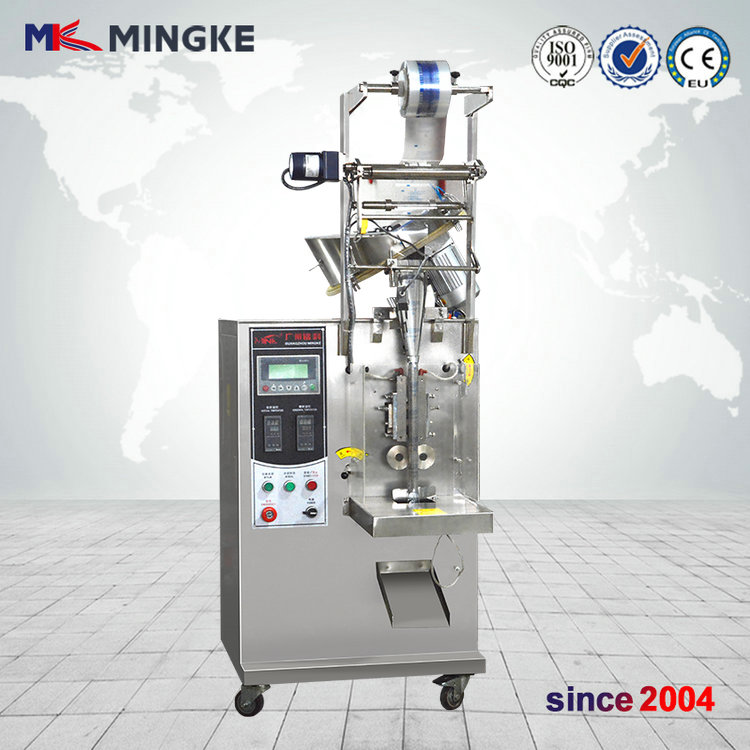 back sides sealing automatic medical pill capsule packing packaging machine