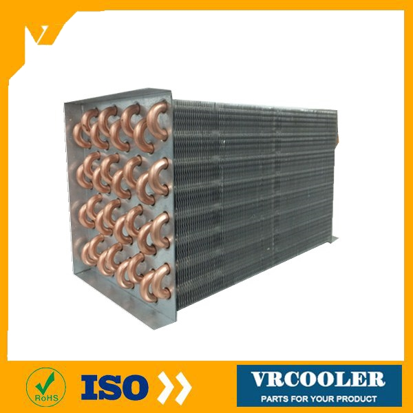 chilled water aluminum coil custom motorcycle radiators