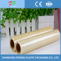 Soft food wrap stretch film for food packaging