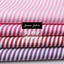 stripe fabric with rich color