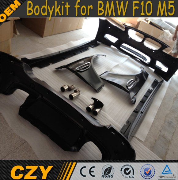 PP Auto Body kits F10 M5 Body kit for BMW F10