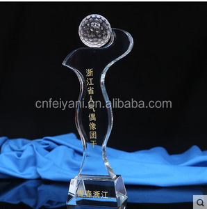 2017 New Design Glass and Crystal trophy & award