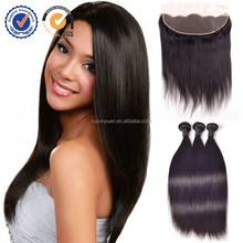 100% human hair full lace frontal closures 13x4, ear to ear silk base closures lace frontal