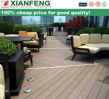 wpc deck board, Sanding Pest-resistant Outdoor Wooden Plastic wpc Composite decking board
