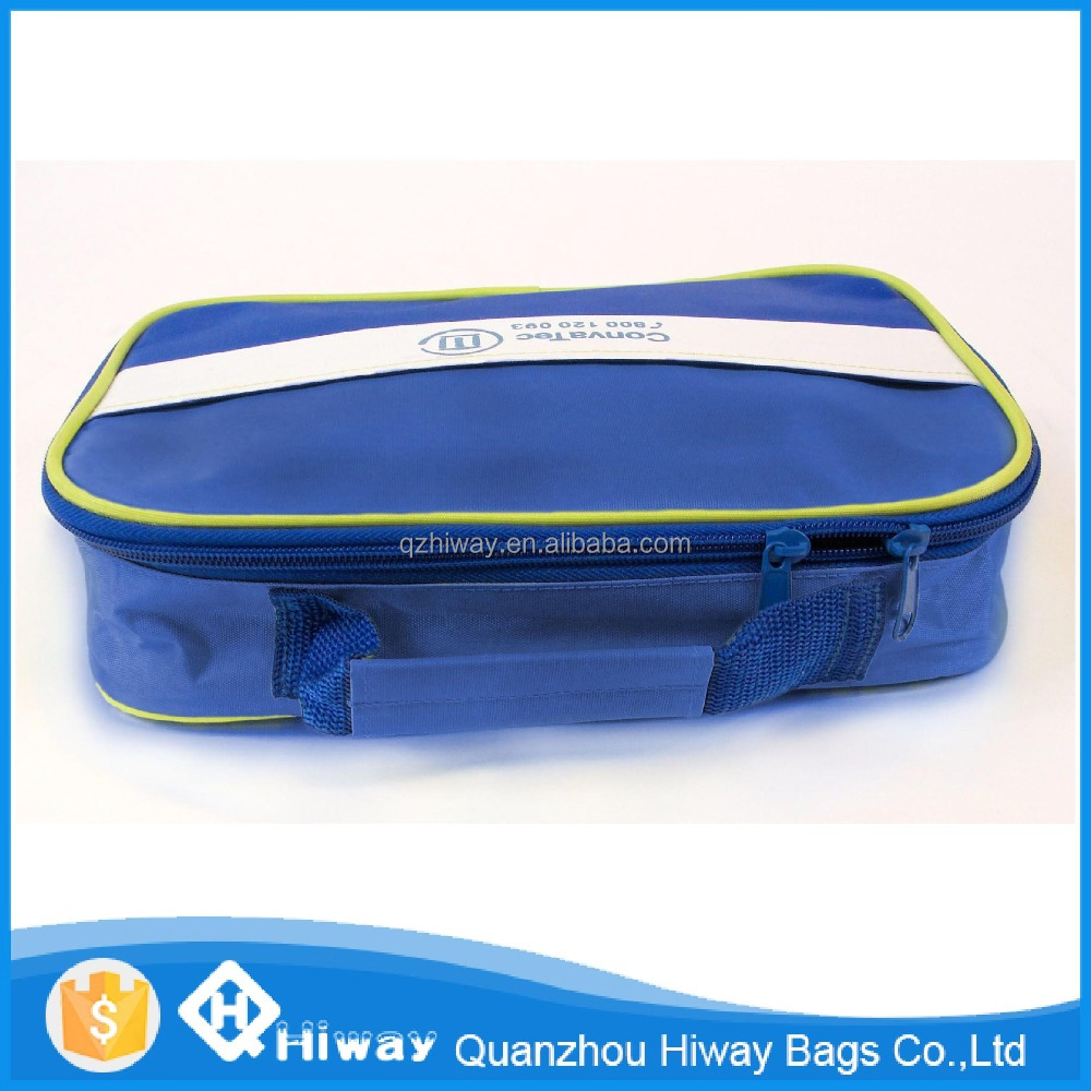 Factory supply high quality custom cosmetic bag, cosmetic Nylon bag, small cosmetic bag promotional