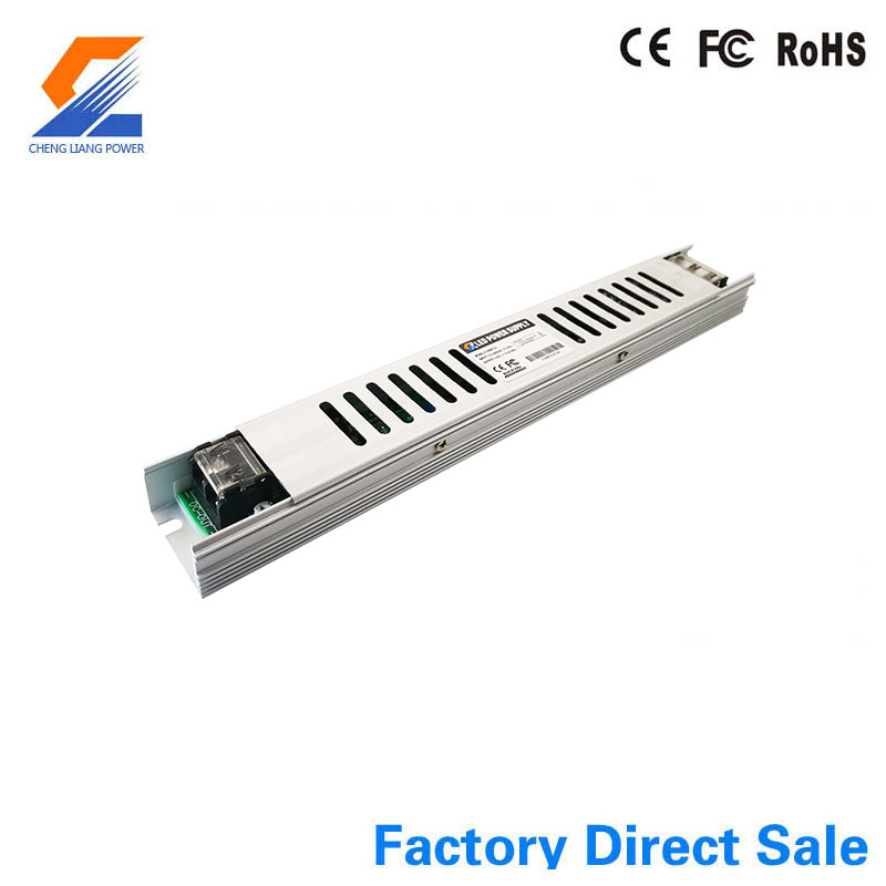 LED Power Supply Driver 120W 12V 10A Slim LED SMPS for LED Strip