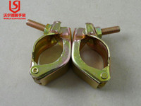 Factory Direct Low Price Korea standard swivel coupler High Quality