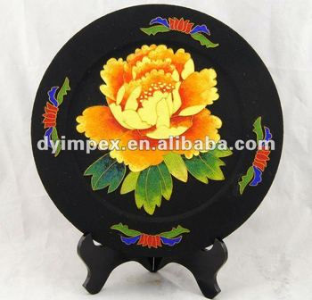 Carbon Carving Plate 2012 Amazing Handicraft Activated Carbon Factory Directly Supply