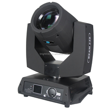 High Speed 230W Sharpy Moving Head Beam Light with 3-phase Motor Disco Light