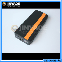 CE FCC ROHS approved smart cables 18000mah diesel 12v lithium car starter battery