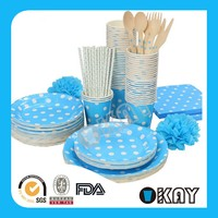 Party Favor Event & Party Item Type and Event & Party Supplies Type paper set for party
