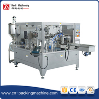 Automatic Olive Salty Water Packing Machine