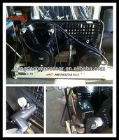 Weichai Power 612600130390 air brake compressor for bus with 70CFM 870PSI 40HP 2m3 60bar 30kw