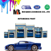 metallic colors for auto car spray paint