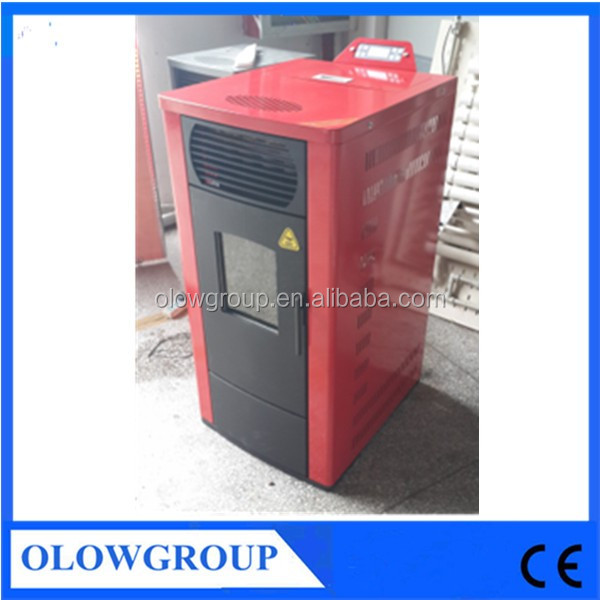 Hydro stove 24kw .wood pellet boiler stove with central heating system