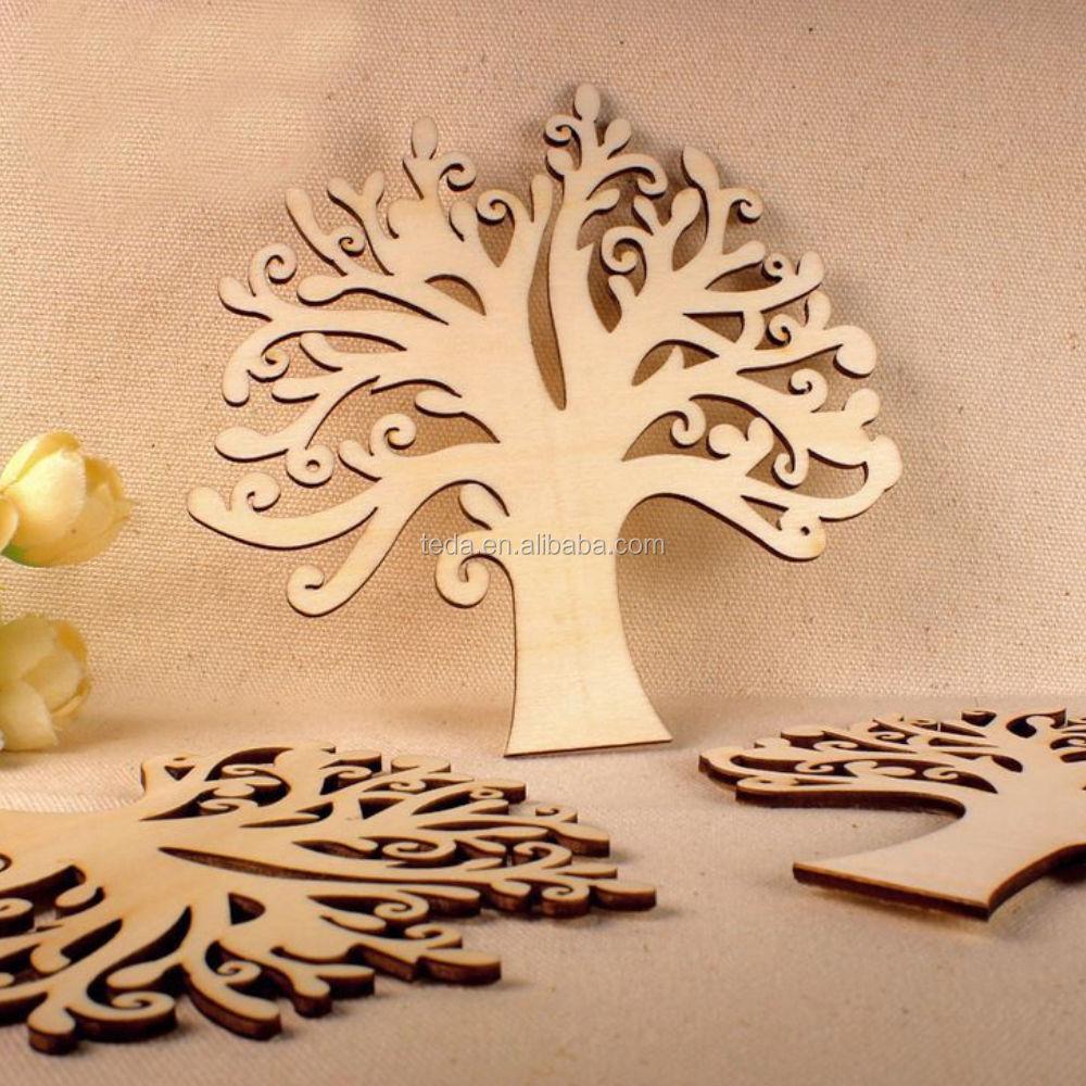 3d Plywood Christmas Tree Diy Stand Free Decoration Tree - Buy ...