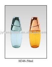 50ml Colorful perfume glass bottle