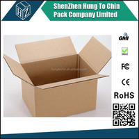 Wholesale packing products corrugated cardboard box