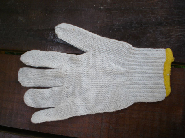 Cotton String Glove