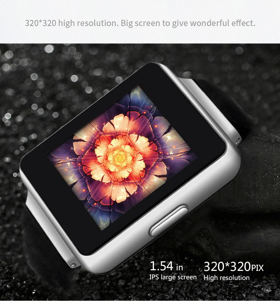 <strong>K1</strong> Android Smart Watch 2017 GPS Watch Phone Android wifi Bluetooth 3G Smartwatch