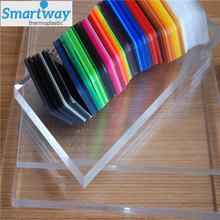 100% new pmma 3/4 1/4 inch thick pmma perspex sheet