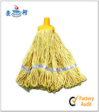 350G round cotton squeeze mop head