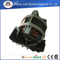Factory induction motor 550W capacitor run electromotors for field mower