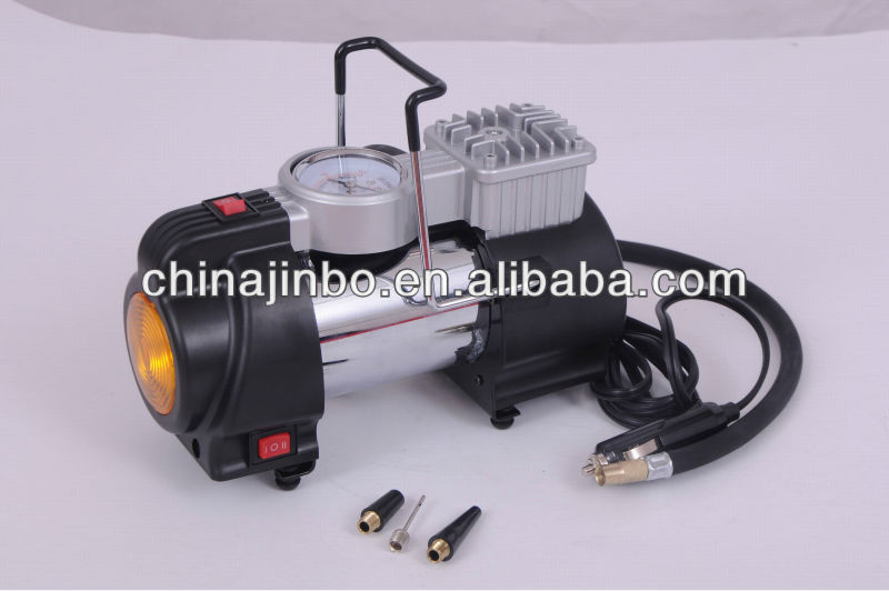 12V Portable Car tyre inflator Air Compressor JB-82