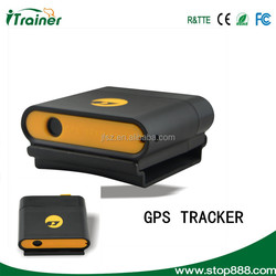 Solar powered gps tracker for old person and kids