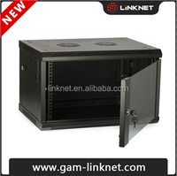 wall mount knock down 19 inch rack enclosure